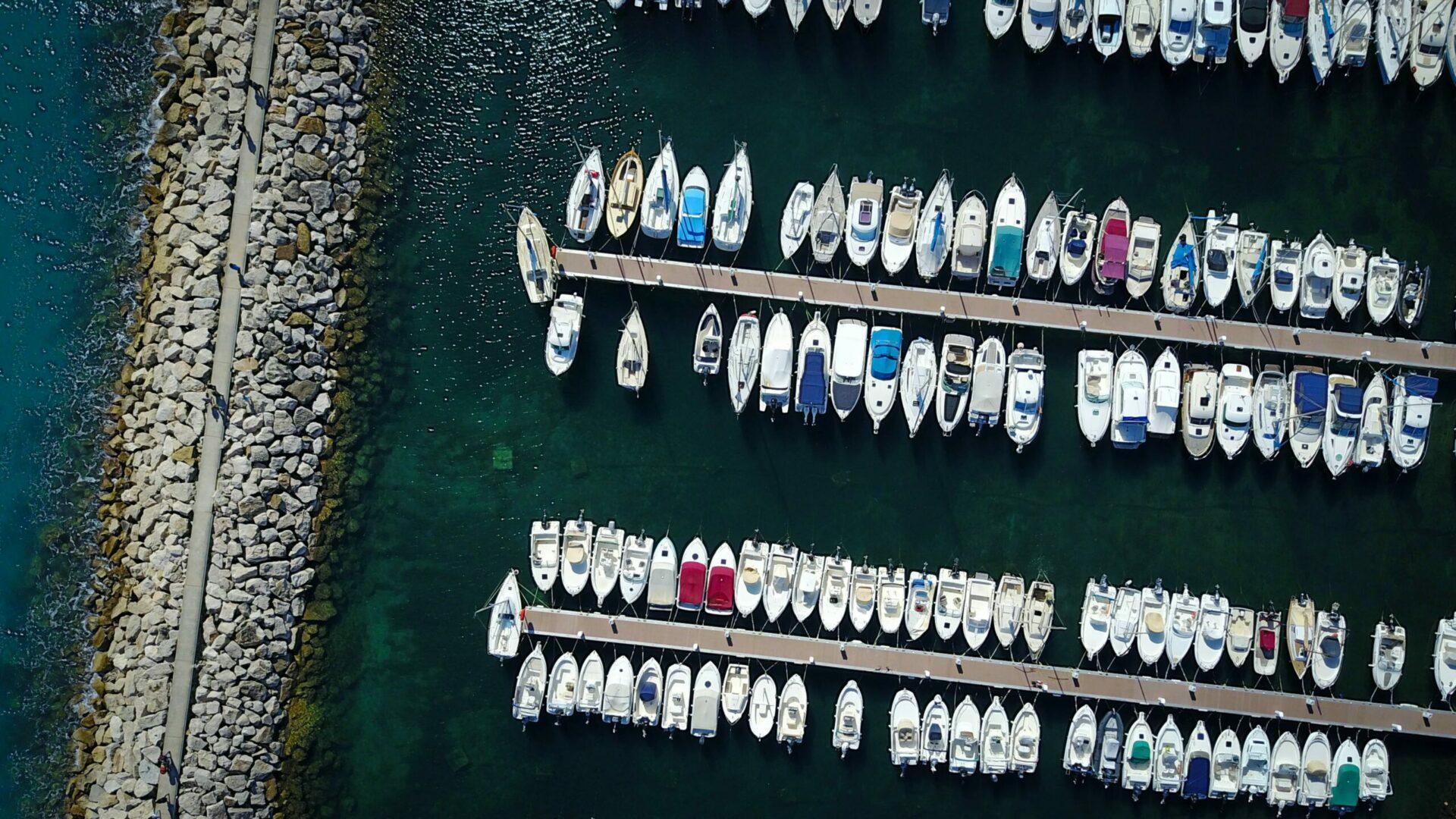 Inspection de coque de bateaux par drone sous-marins