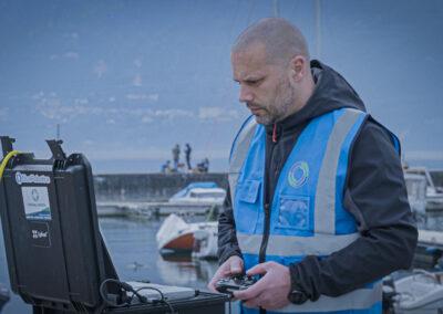 Visi'eau Drone - Inspection & intervention aquatiques Robots sous-marins
